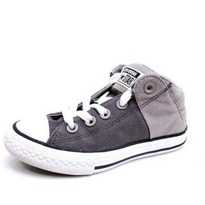 Converse Kids 13 Gray Two Tone All Star Shoes